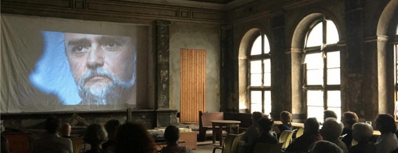 Dieses Foto zeigt die Veranstaltung von Lausitzer Perspektiven im Rahmen von Miteinander Reden.